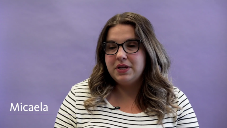 Micaela, Daniel, Mear, Kyla and Jeanne give us their tips for how to be the best young caregiver you can be.